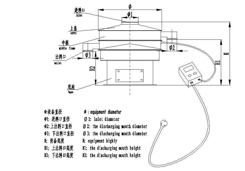 超声波结构图